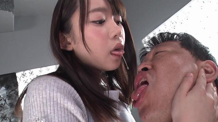 【オススメ】舌と唇と唾液が濃厚に絡み合う涎ダラダラ全身ベロベロ性交 架乃ゆら